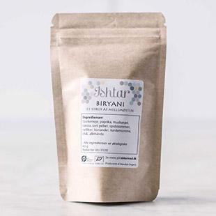 Biryani-krydderi (øko.) fra Ishtar