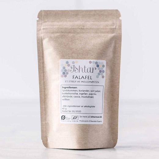Falafel-krydderi (øko.) fra Ishtar
