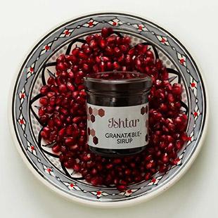 Granatæble-sirup/melasse fra Ishtar