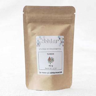 Sumak-krydderi fra Ishtar